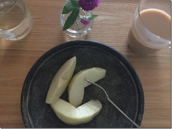 breakfast pear