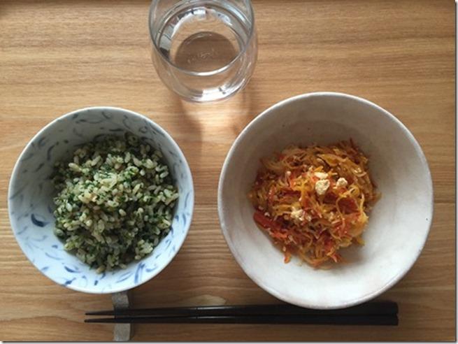shirishiri breakfast