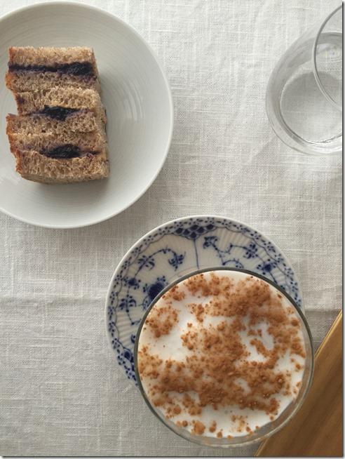 breakfast sandwich PB2 et gelly (2)