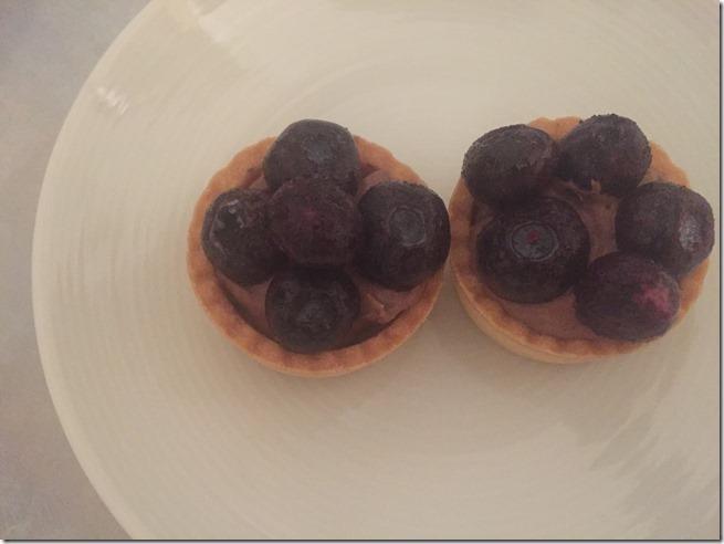 breakfast tartelette