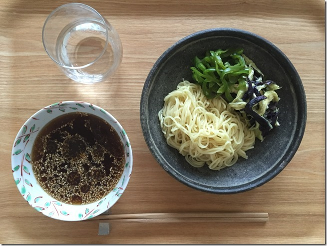 breakfast tsukemen