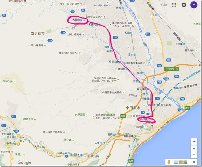 odawara to daiyuzan