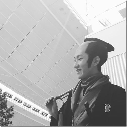 airport samurai