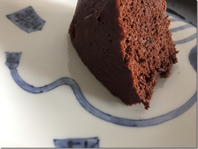 steamed chocolate cake (4)