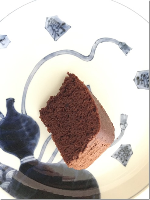 steamed chocolate cake (5)