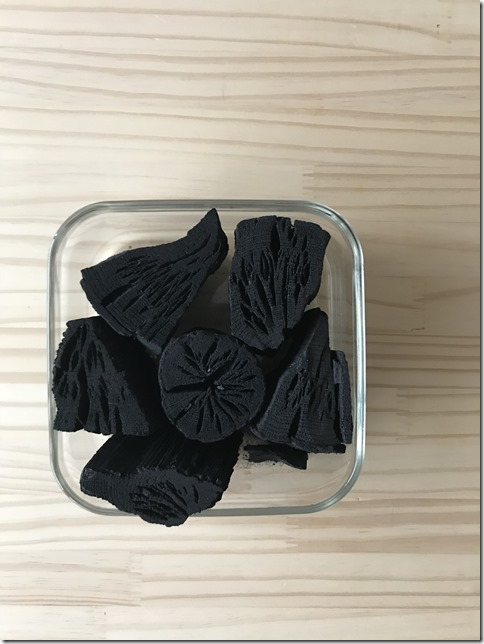 black charcoal in a box (5)