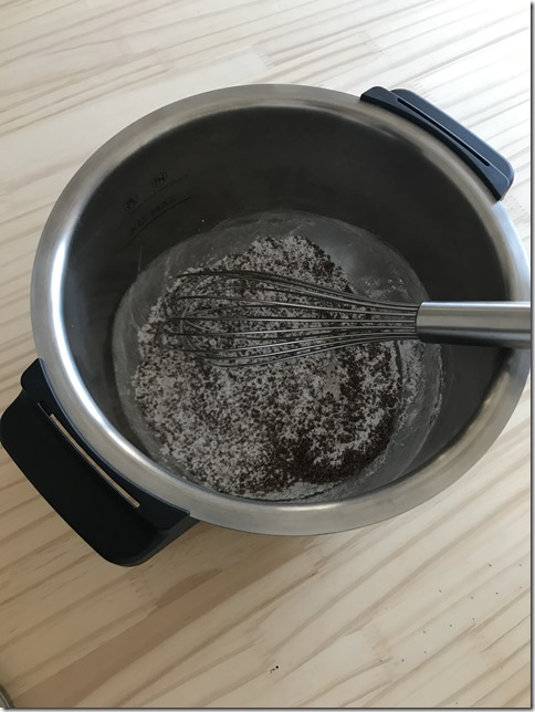 hotcook hojicha pudding (2)