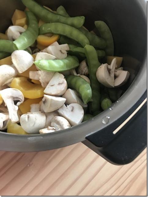 spring veggie hash hotcook recipe (3)