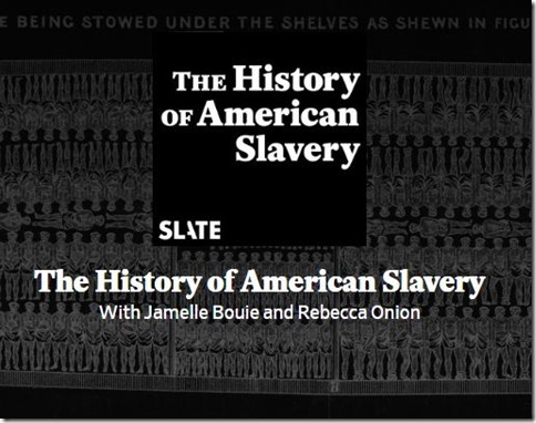 the history of american slavery