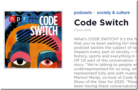code switch2