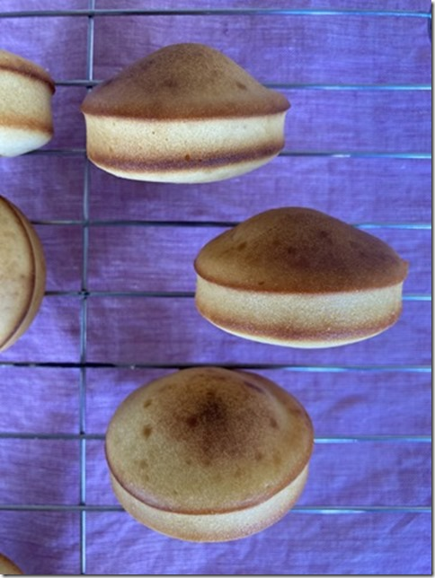 low fat madeleines (12)